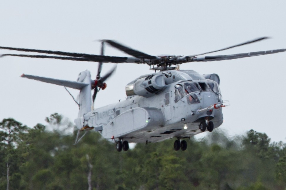 CH-53K Overview with the CMC