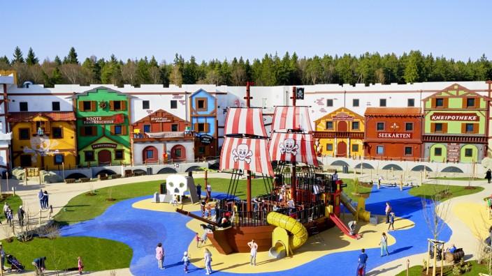 Legoland Pirateninsel Hotel