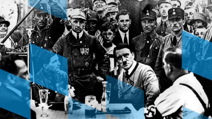 Hitler-Putsch in Bayern