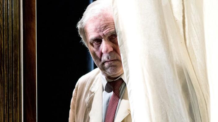 Schauspieler Josef Bierbichler wird 70