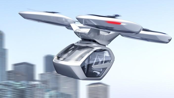 Pop.Up Next Audi Italdesign Airbus