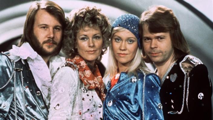 Abba-Sängerin Fältskog denkt an gemeinsamen Auftritt
