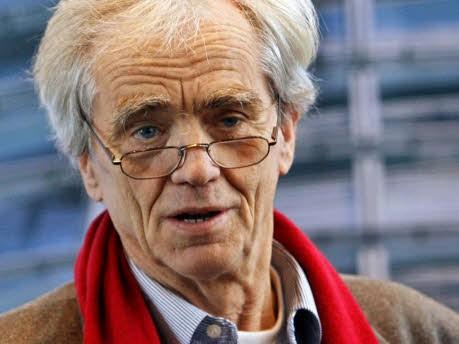 Christian Ströbele, dpa
