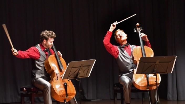 Dießen Augustinum Konzert GinzelDuello