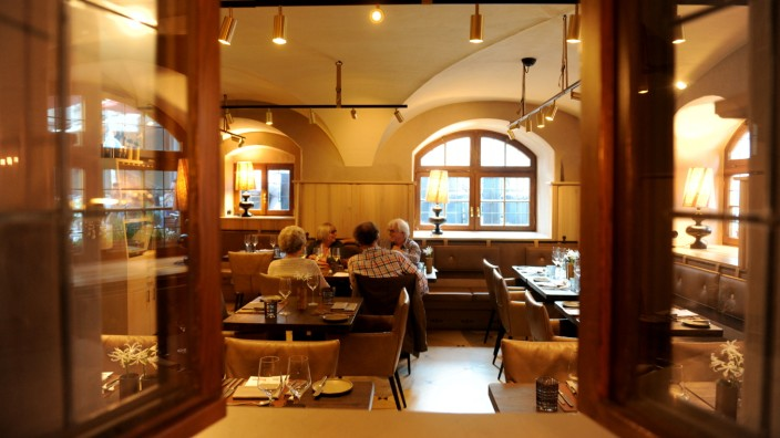 Restaurant Pfistermühle in München, 2018