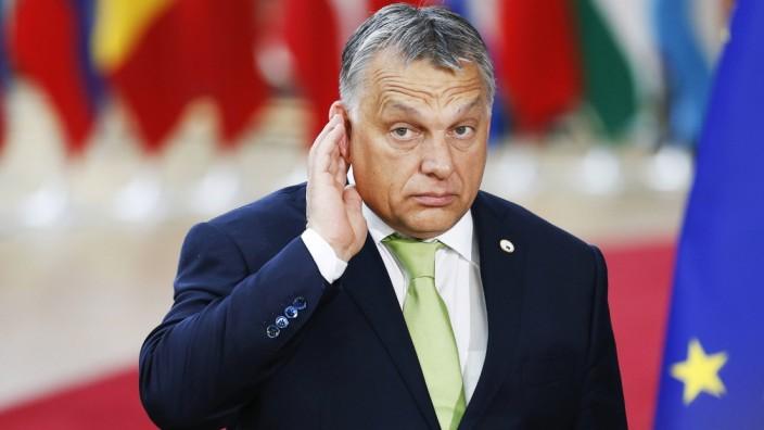 Viktor Orban EU-Parlament
