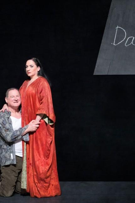 Der Besuch der alten Damen | Burgtheater in Kooperation mit den Ruhrfestspielen Recklinghausen