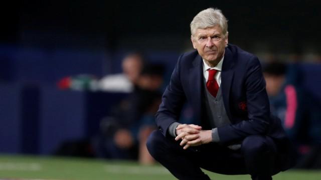 Europa League Semi Final Second Leg - Atletico Madrid v Arsenal