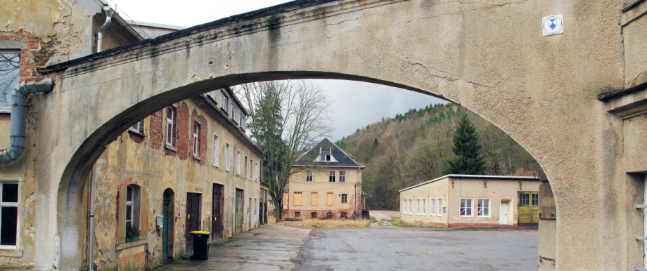 KZ Sachsenburg: Das ehemalige Konzentrationslager Sachsenburg