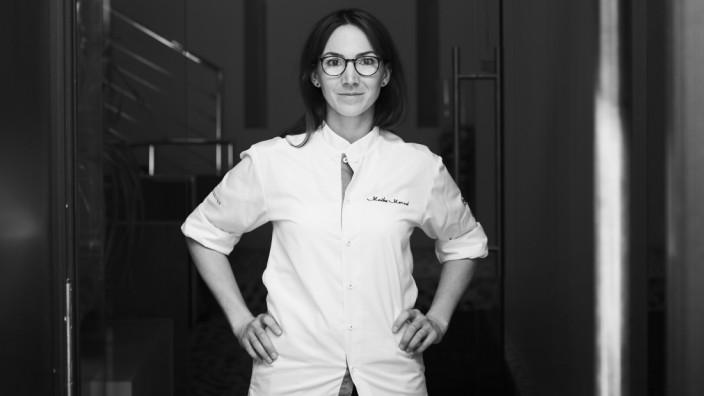 Gastronomie: Maike Menzel machte ihren Schulabschluss in Utting am Ammersee.