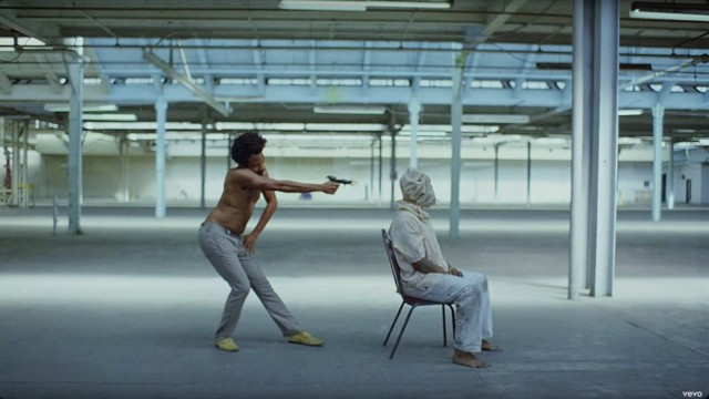 """This Is America"", Childish Gambino"