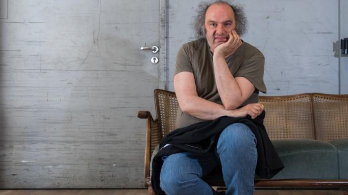 Matthias Lilienthal, Intendant der Münchner Kammerspiele