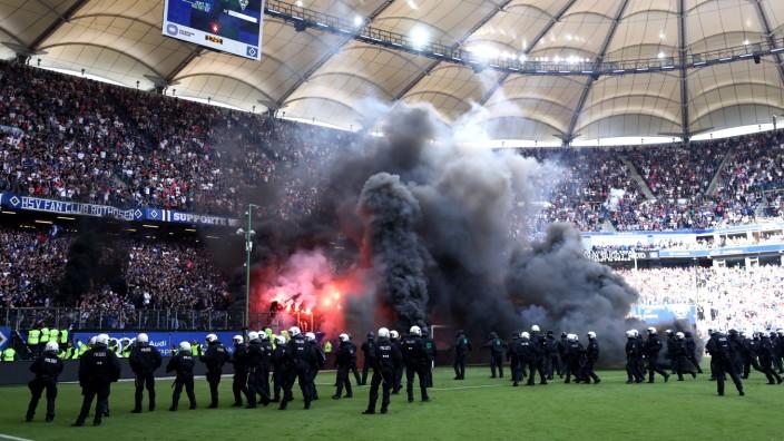 Hamburger SV v Borussia Moenchengladbach - Bundesliga
