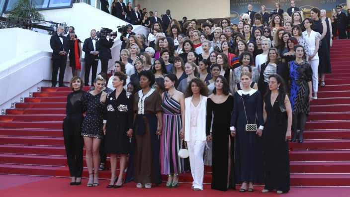 71. Filmfestival in Cannes - MeToo