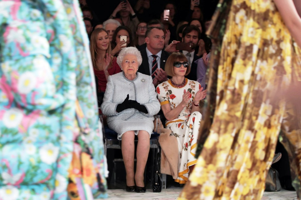 Britain's Queen Elizabeth II - Reiseknigge für England - Tipps