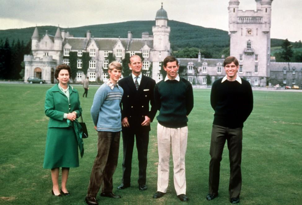 Prinz Philip wird 95