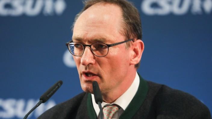 CSU Bernhard Seidenath Gesundheitsexperte