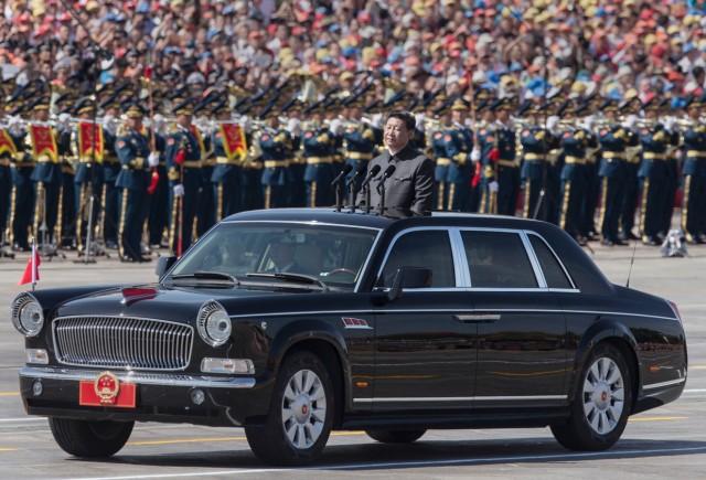 Der HongQi L5 von Xi Jinping