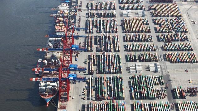 Hamburg Aerial Views