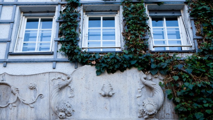 Stadtteilführung der Müncchner Volkshochschule zum Thema: Niemandsland zwischen Dörfern, nördliches Schwabing