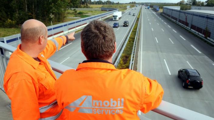 Autobahnbetreiber A1 mobil