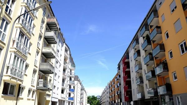 Die Nachfrage nach Immobilien in München ist geblieben.