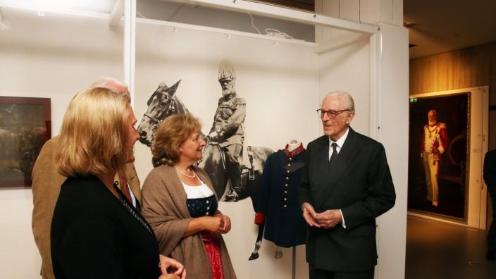 Ausstellung über Ludwig III. von Bayern; Ausstellung über Ludwig III.