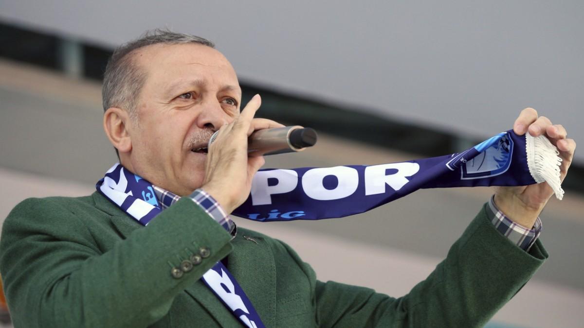 """Erdoğan: """"Geht und tauscht euer Geld in Lira um"""""""