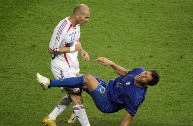 (FILES) This file picture taken on July; Zidane
