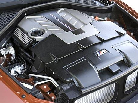 BMW X5 M und X6 M