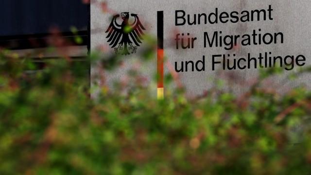 Bundesamt für Migration und Flüchtlinge (BAMF) in Nürnberg