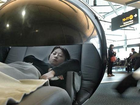 Übernachten auf dem Flughafen: Tourism Vancouver