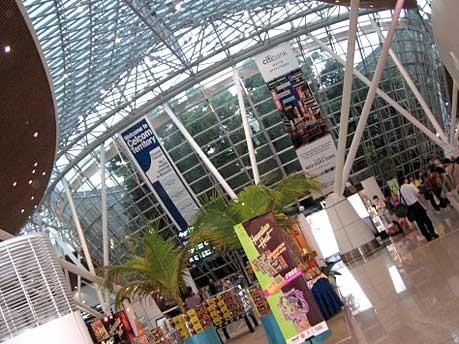 Übernachten auf dem Flughafen: Kuala Lumpur