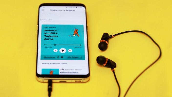 SZ-Podcasts - Hören Sie die Podcasts der Süddeutschen Zeitung