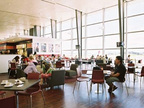 Übernachten auf dem Flughafen: Auckland Airport
