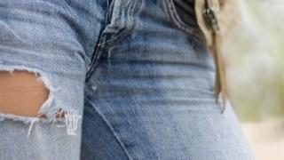 Zerrissene Jeans, Schmachtfetzen