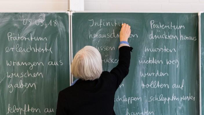 Schule Lehrermangel Zweitqualifizierte