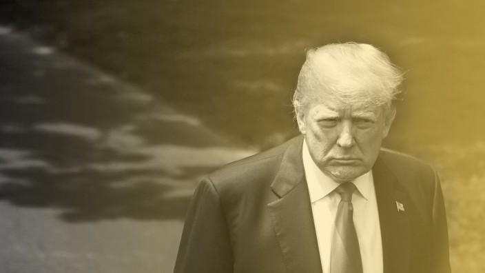 Donald Trump in Washington - auf dem G7-Gipfel in Kanada erwartet den US-Präsident viel Gegenwind zu seiner Handelspolitik.