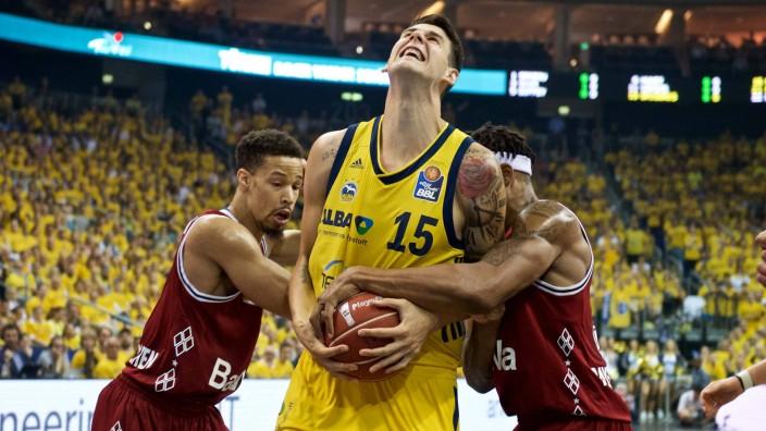 Basketball Berlin 07 06 2018 easyCredit BBL 1 Bundesliga Saison 2017 2018 Playoffs Finale Spiel