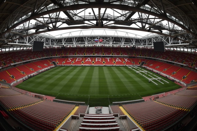 WM 2018 - Spartak-Stadion
