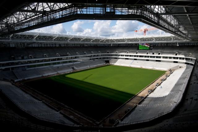 WM 2018 - Kaliningrad-Stadion