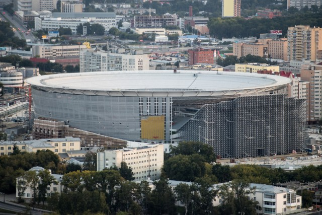 WM 2018 - Jekaterinburg Arena