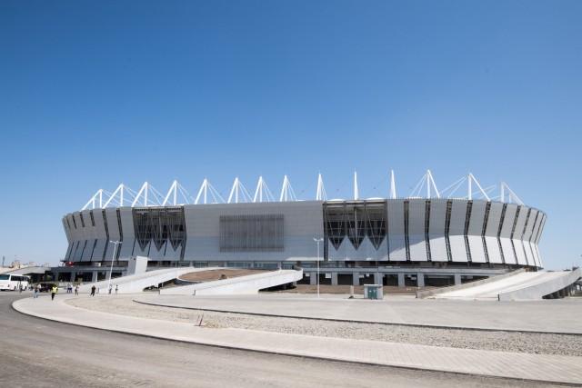 WM 2018 - Rostow-Arena