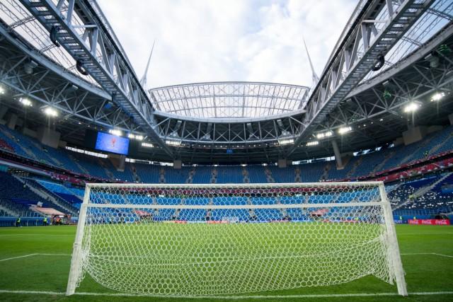 WM 2018 - St. Petersburg-Stadion