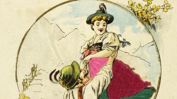 Zu den Museumstipps im Münchner Umland zählen auch die Bayernbilder im Schlossmuseum Ismaning.