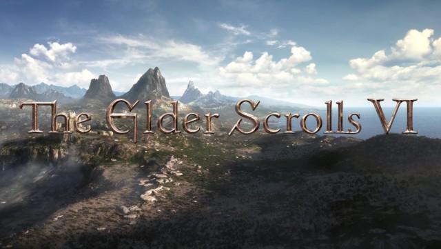 Ankündigungstrailer für The Elder Scrolls 6