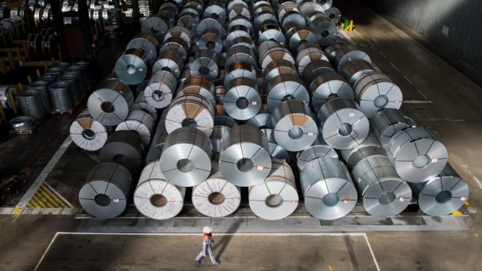 Stahlwerk der Salzgitter AG