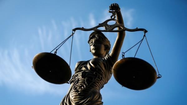 Statue der Justitia - Musterfeststellungsklage