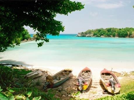 Bescherden von britischen Urlaubern, Jamaica Tourism