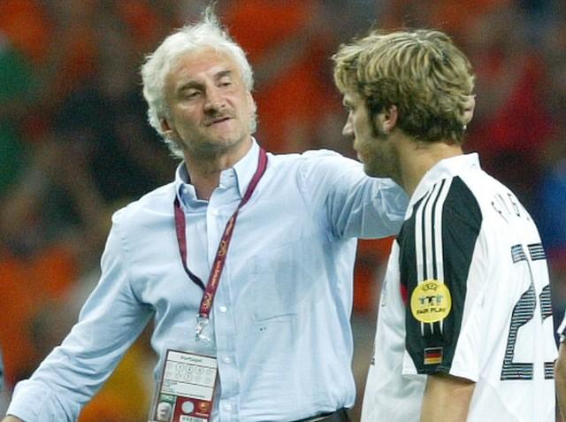 EURO 2004 Gruppe D Deutschland - Niederlande